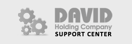DAVID Holding Support Center